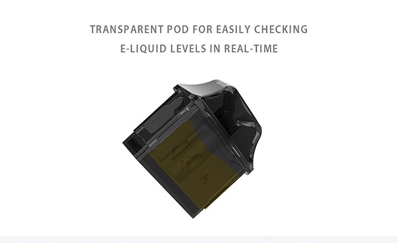 IJOY Aria Pod System Kit Cartridge