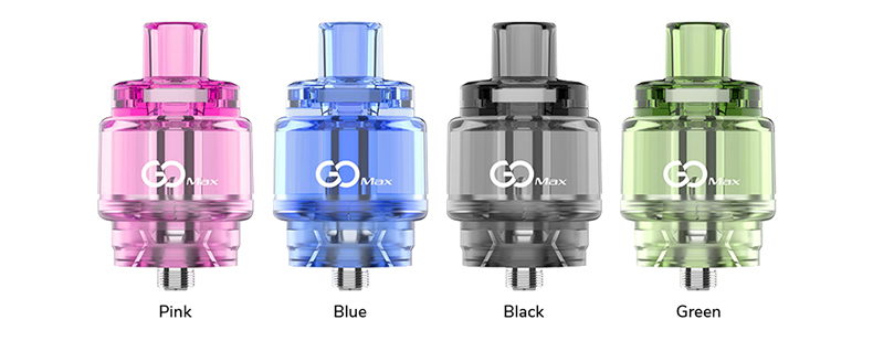 Innokin GoMax Sub-Ohm Tank Full Colors