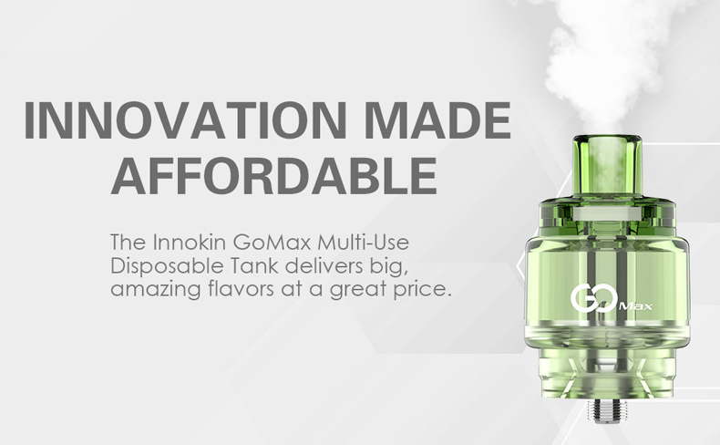 Innokin GoMax Tank Affordable