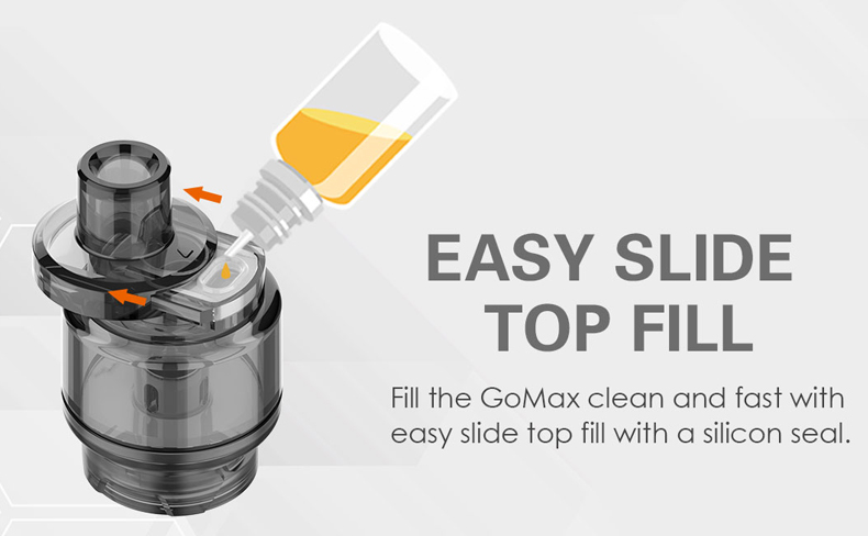 Innokin GoMax Tank Easy Slide Top Fill