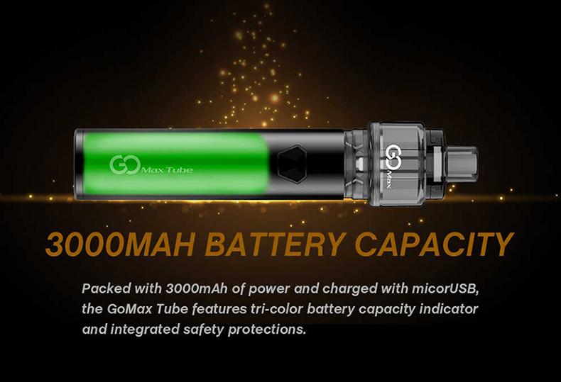 Innokin Gomax Tube AIO Kit Battery