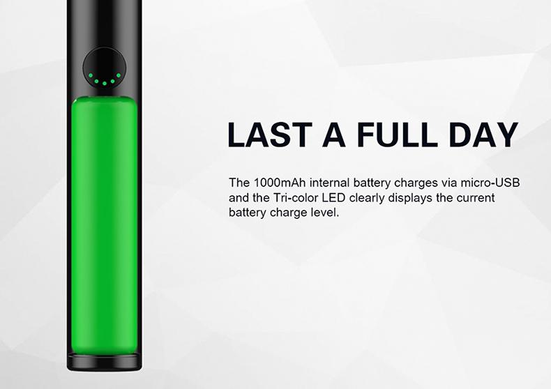 Innokin Jem Pen Kit Battery