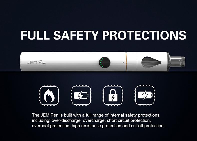 Innokin Jem Pen Kit Protection