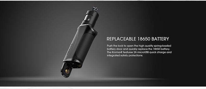 Innokin Kroma R Mod 18650 Battery