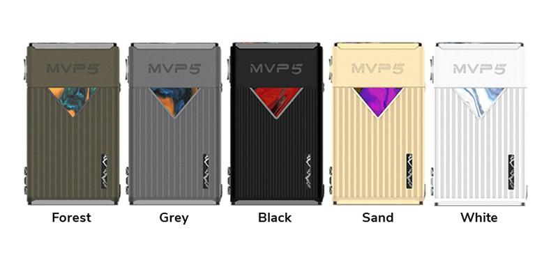 MVP5 Mod Full Colors