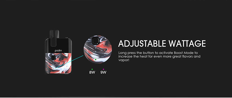 Podin Mini Pod Mod Kit Adjustable Wattage