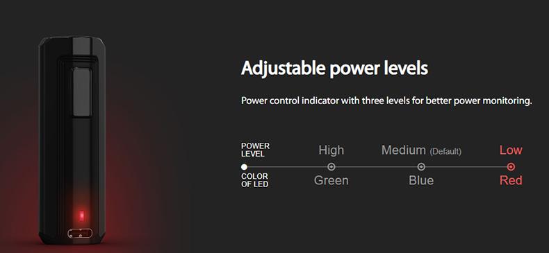 Joyetech EXCEED X Kit Adjustable Power