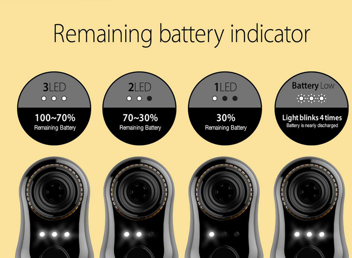Justfog Compact 14 Battery Feature2