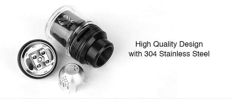Solomon 3 RTA Tank High Quality