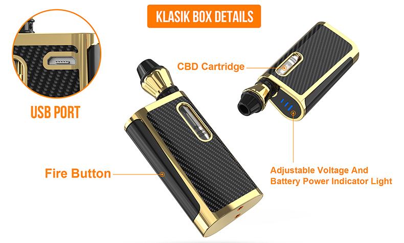 Kangvape Klasik Details
