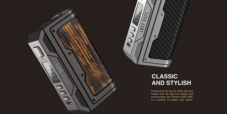 Lost Vape Thelema DNA250C Mod feature2
