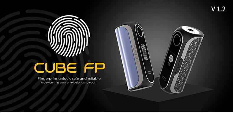 Cube FP Mod Fingerprint Unlock