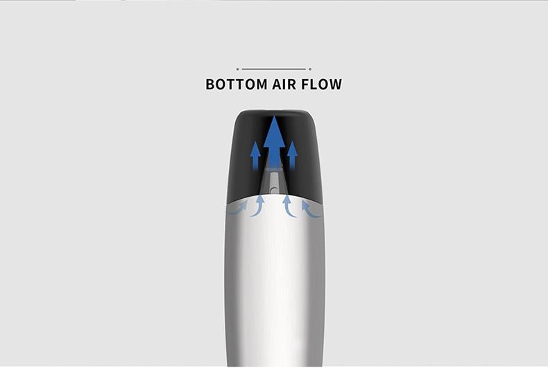 Prow Pod Kit Airflow