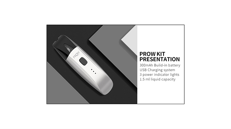 Prow Pod System Kit Features