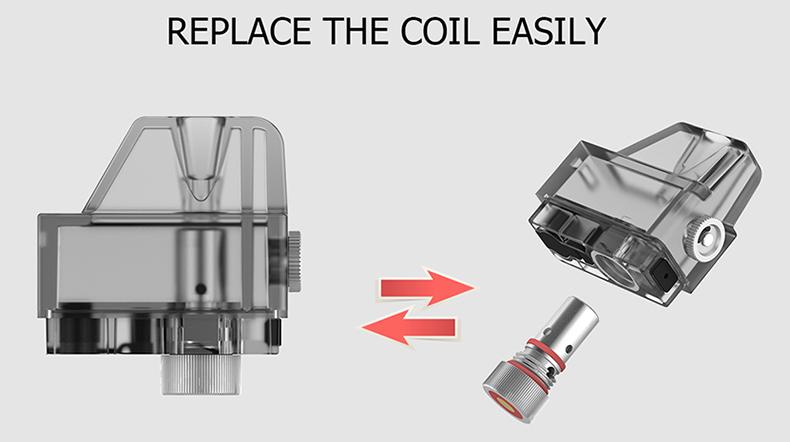 OneVape Golden Ratio Pod System Kit Coil