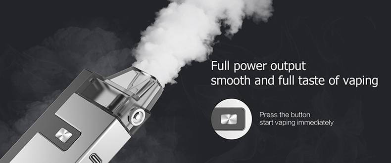 OneVape Golden Ratio Pod System Power