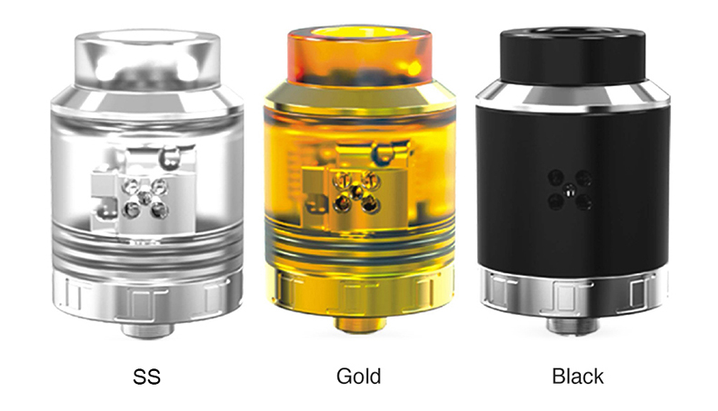 Oumier VLS RDA Colors
