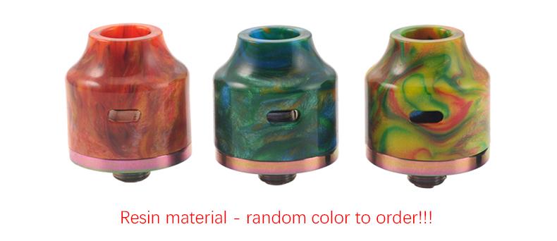 Oumier Wasp Nano RDA Resin Version Colors