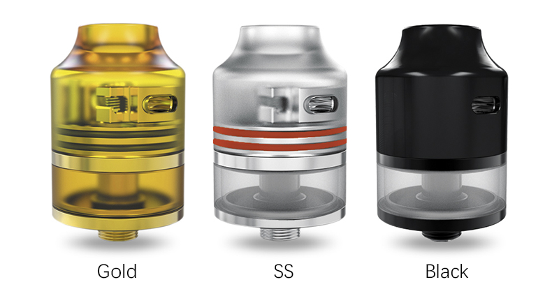 Oumier Wasp Nano RDTA Colors