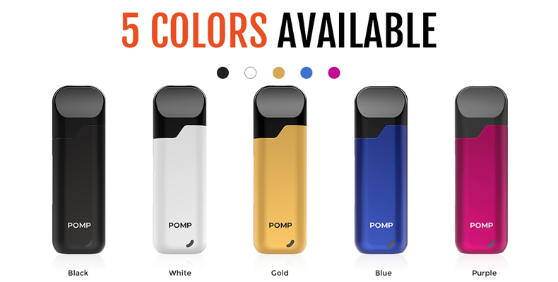 Patron Vape Kit Full Colors
