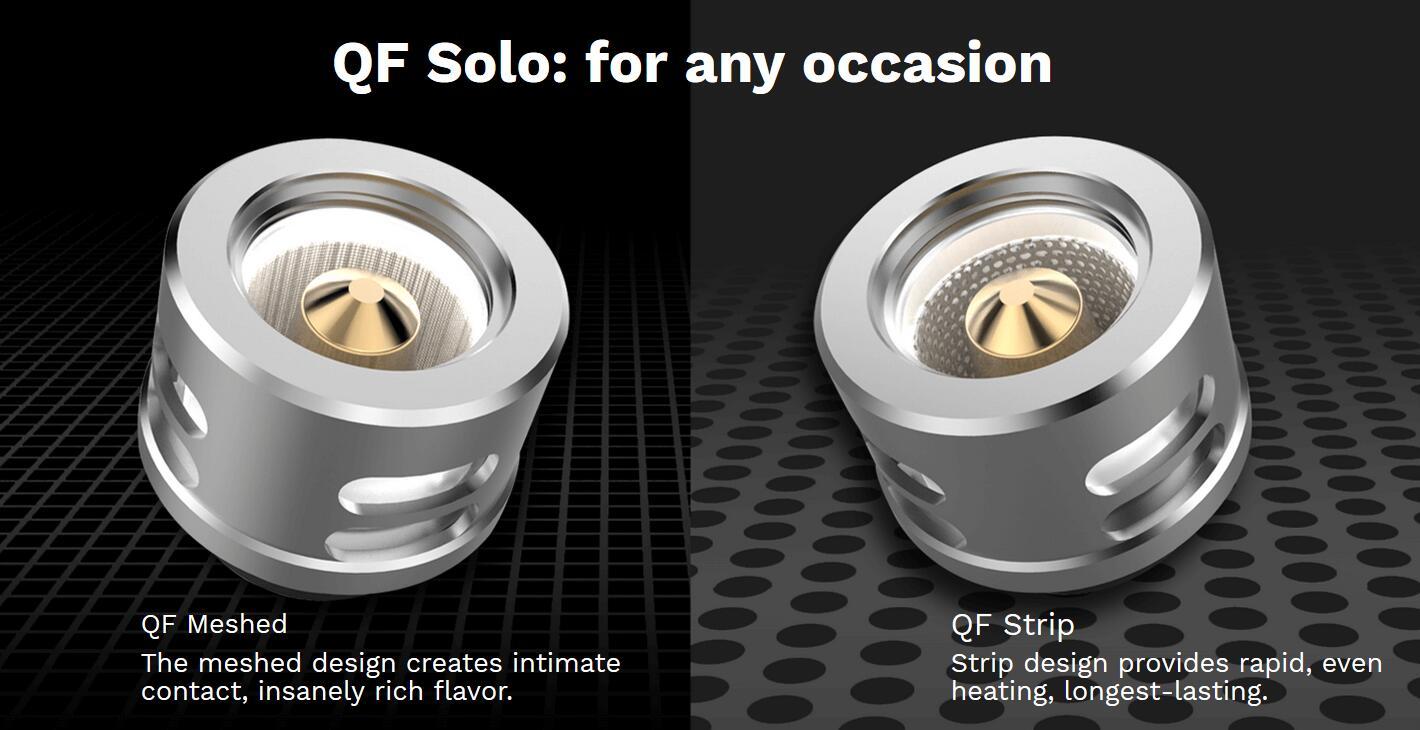 Vaporesso QF Solo Kit Feature 04