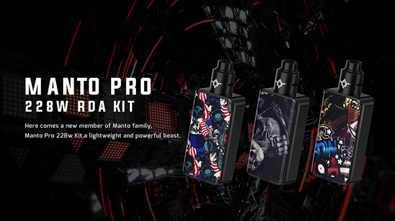 Manto Pro Kit