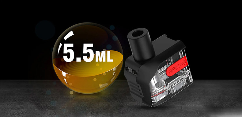 ALIKE Pod Kit 5.5ml Capacity
