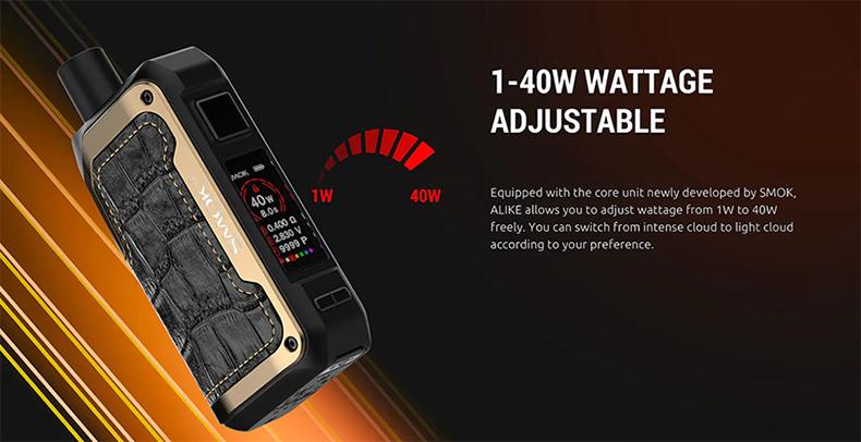 ALIKE Pod Mod Kit Adjustable Wattage