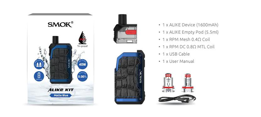 ALIKE Kit Package