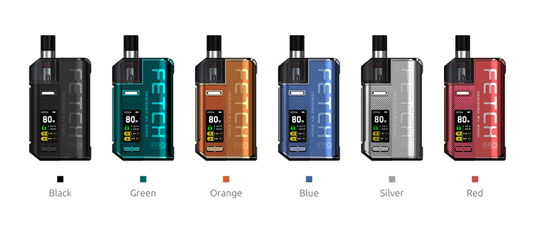 SMOK Fetch Pro Kit Colors