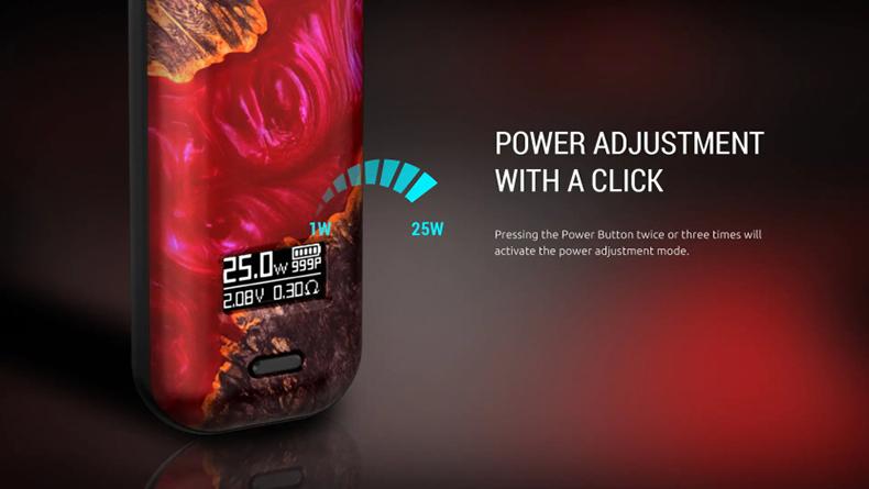 SMOK Novo X Pod System Kit Adjustable Power