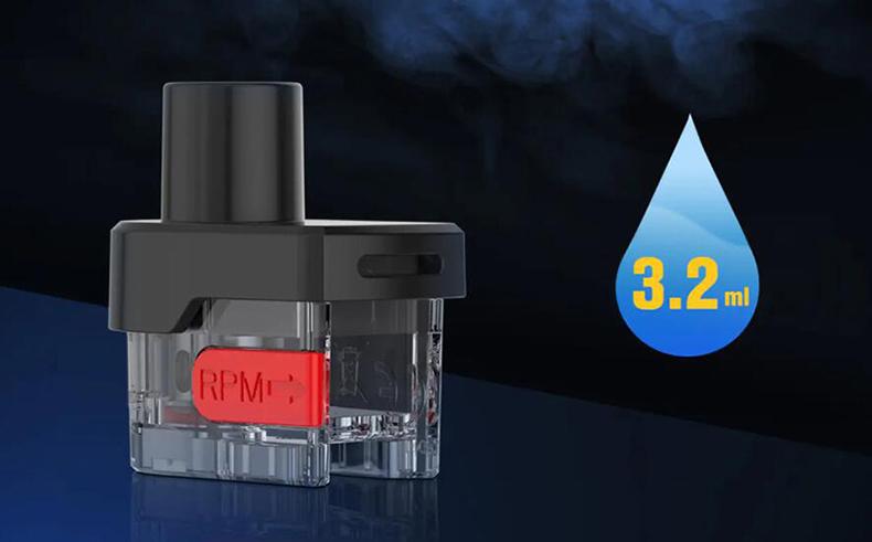 RPM Lite Kit 3.2ml Pod Cartridge
