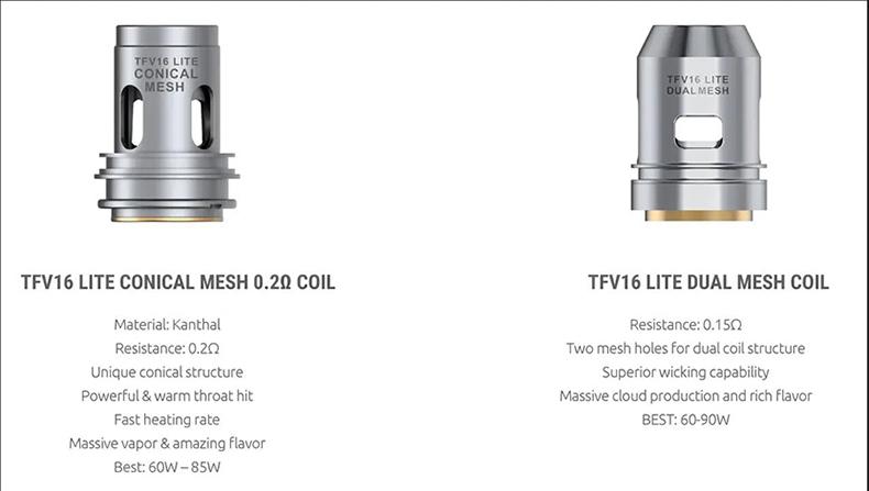 SMOK TFV16 Lite Vape Tank Coil