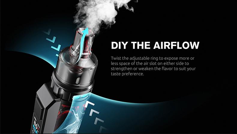 SMOK Thallo Kit Airflow