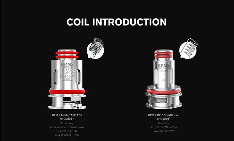 Thallo Kit RPM2 Coil