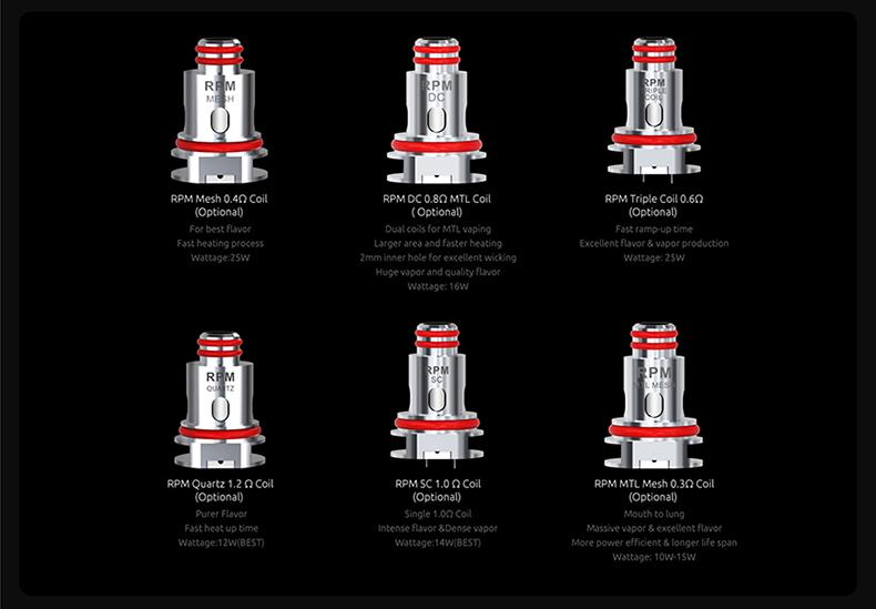 Thallo Kit RPM Coil