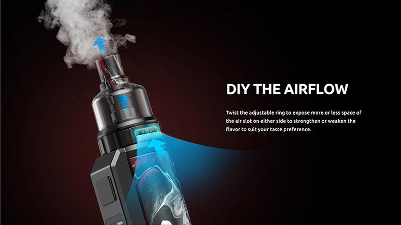 Thallo S Kit Airflow