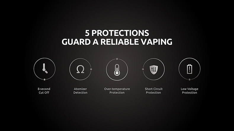 SMOK Thallo S Kit Protections
