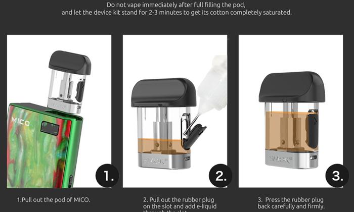 SMOK MICO Pod Kit6