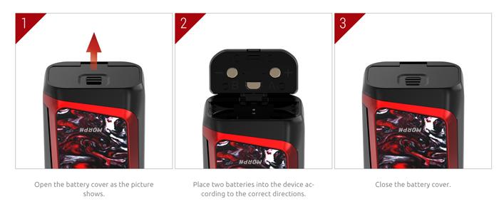 SMOK Morph 219 Kit Feature4