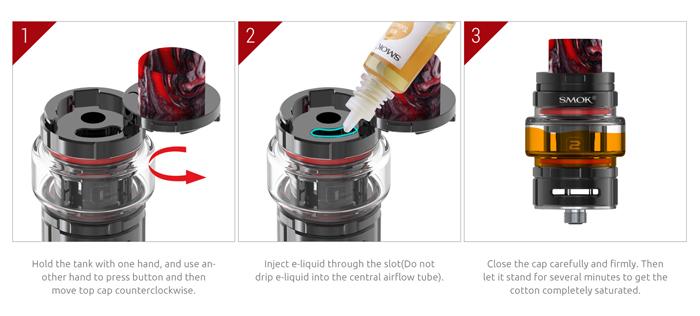 SMOK Morph 219 Kit Feature5