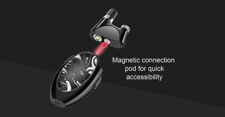 Starss Romeo Pod Kit Magnetic Connection