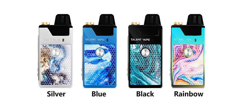 Talent Vape ECO Pod Kit Colors