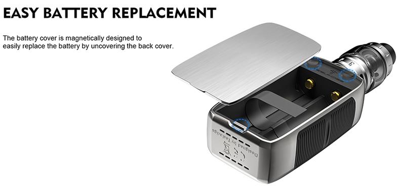 Tesla Shinyo Starter Kit Battery Replacement