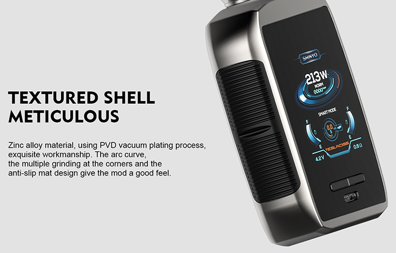 Tesla Shinyo TC Kit Textured Shell
