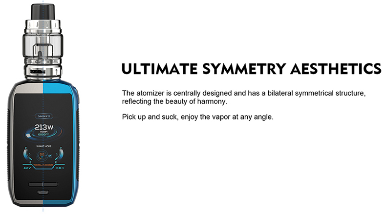 Tesla Shinyo TC Kit Ultimate Symmetry Aesthestic