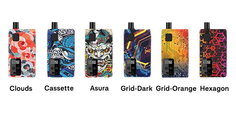 Think Vape Thor AIO Pod Starter Kit Full Colors