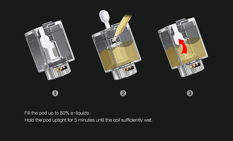 Think Vape Thor AIO 80W Kit Pod Cartridge