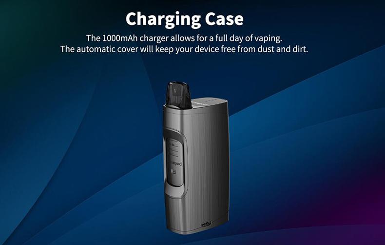 Uwell MarsuPod PCC Starter Kit Charging Case