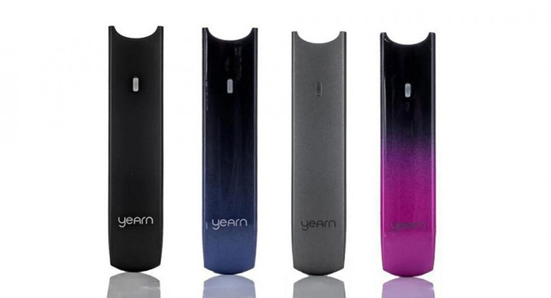 Uwell Yearn Pod System Colors